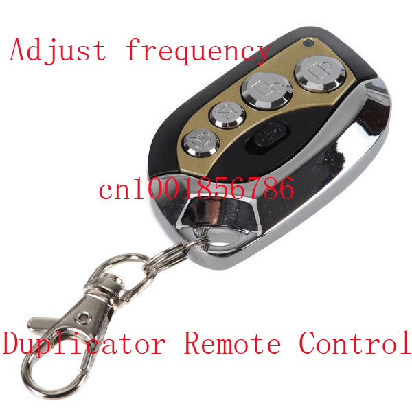Free Shipping Universal Universal Wireless RF Remote Control Duplicator /cloning 433MHZ Frequency Free Shipping(China (Mainland))