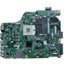 Cn-0fp8fn FP8FN 10316 — 1 для DELL Inspiron N5050 материнской платы ноутбука 48.4IP16.011 HM67 DDR3 работать идеально бесплатная доставка