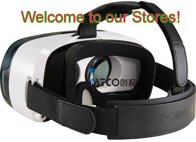 Wholesale Baofeng3 Plus 3D VR Glasses Storm Show 3rd generation VR glasses viewing angle up to 98 also anti-ray, radiation