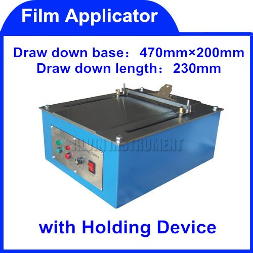 Free Shipping Film Applicator (Coater) with Holding Device coaters application applicators(China (Mainland))