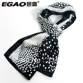 Double layer magic silk scarf male silk scarf fashion mantianxing