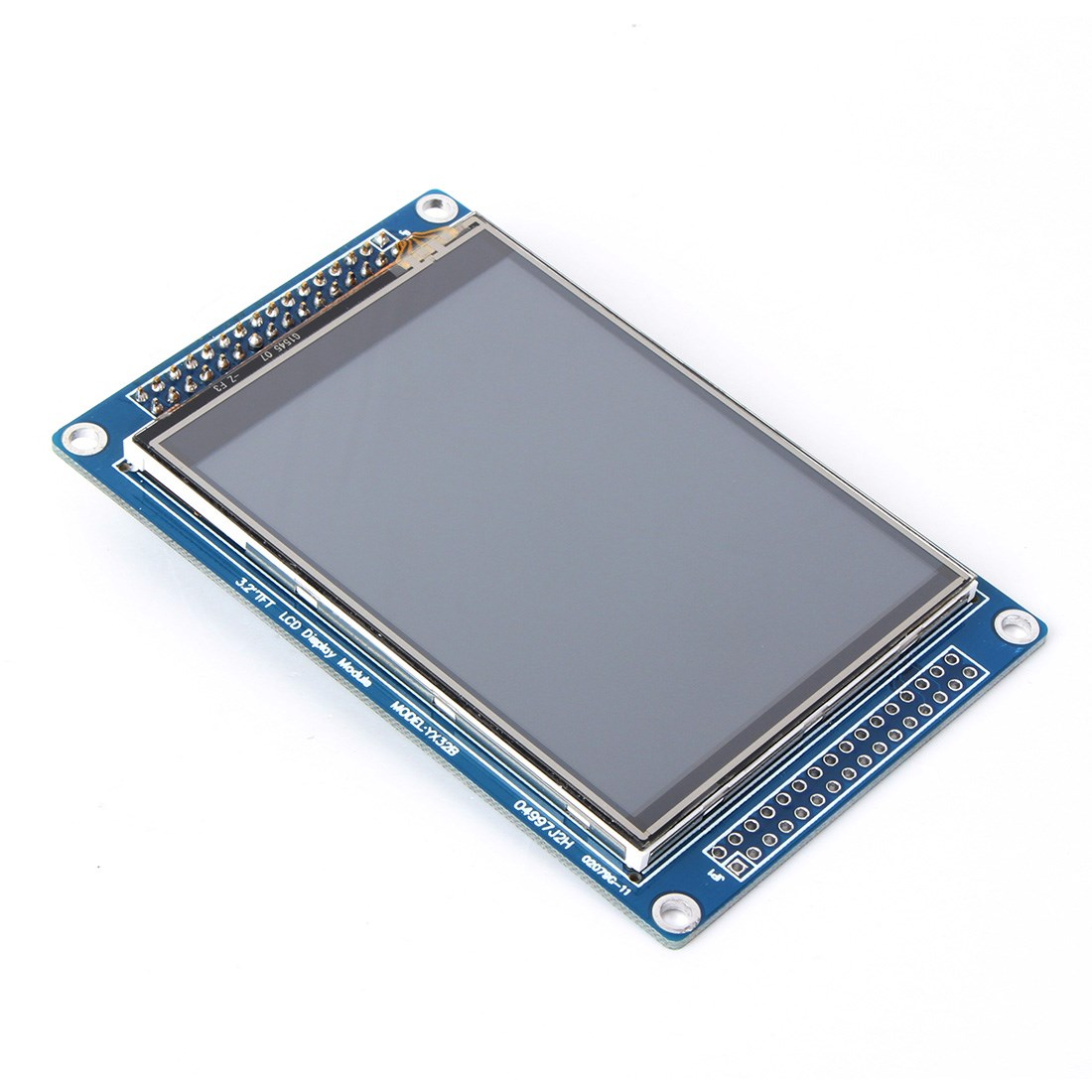 New Electric Unit 3.2 Inch SSD1289 TFT LCD Display Module Touch Panel For Arduino 9.4 x 6.1cm Resolution Ratio 240 x 320(China (Mainland))