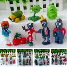 Buy 40pcs/set Plants vs Zombies Action Figure Toy Doll 3-7cm PVZ Collection Figures Toys Gifts plant Zombine Free for $29.70 in AliExpress store