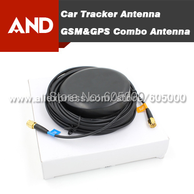 *Amplified Remote*GSC-08,Screw mounting gsm gps combo antenna(China (Mainland))