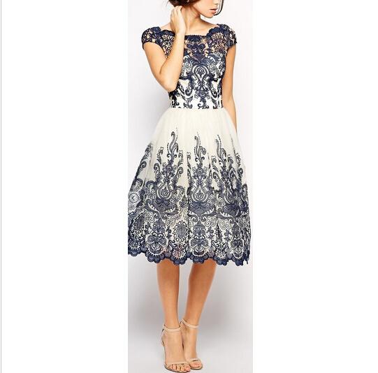 Popular 247 Comfort Apparel Women39s Solid Kneelength Dress  Overstock