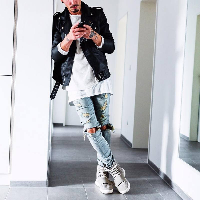 Distressed Jeans Mens | Jeans To