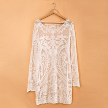 wholesale crochet dress