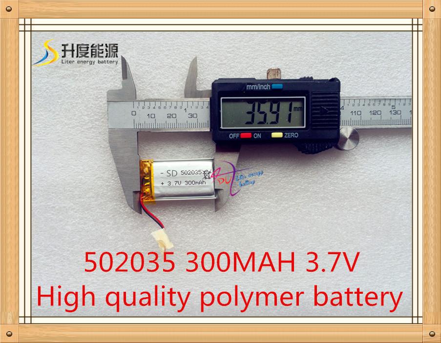 Supply polymer lithium battery 502035 3.7V 052035PL<br><br>Aliexpress