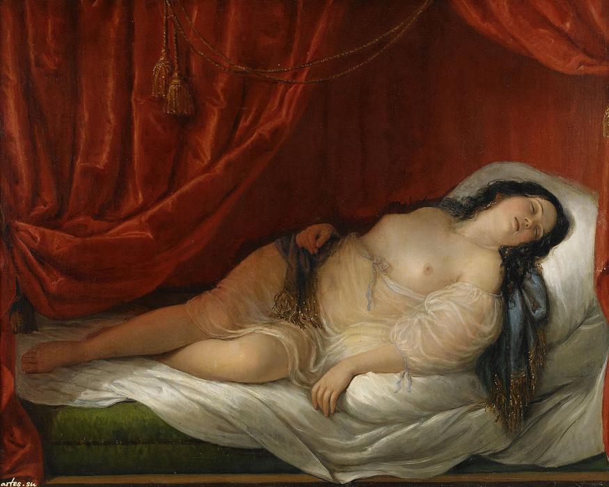 Woman Sleeping Nude Free Online 18