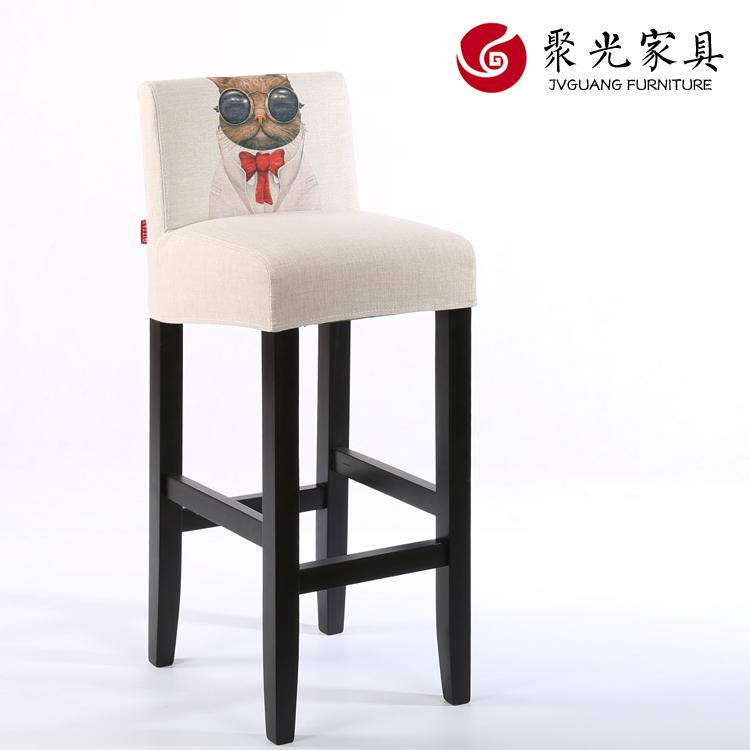 Здесь можно купить  The promotion of solid wood bar stool chair garden front chair H=75 Free shipping The promotion of solid wood bar stool chair garden front chair H=75 Free shipping Мебель