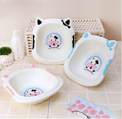 Usine directe grand lavage baignoire mignon vache laver for Grande baignoire plastique