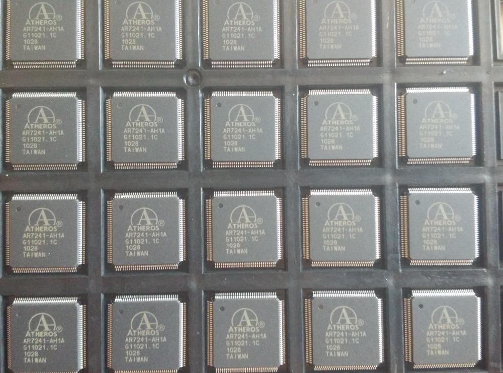 20PCS AR7241-AH1A AR7241 128-QFP IC new original ic componentes eletronicos kit standard(China (Mainland))