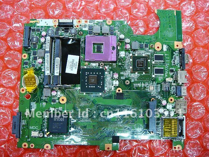 100% original 578704-001 CQ61 G70 laptop motherboard for HP perfect item,low price(China (Mainland))