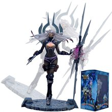 LOL hero allianceDo people,A large gift boxes -Irelia,Anime models, children's toys. Gifts for children.