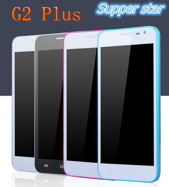 """Original G2 Plus Mobile Phones Octa Core MTK6592 Smartphone BIFER 5.0"""" Screen 13MP Camera 4G RAM 16G ROM Android Cell Cellular(China (Mainland))"""