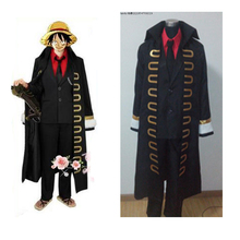 2016 Anime One piece luffy Trafalgar Law Cosplay custome