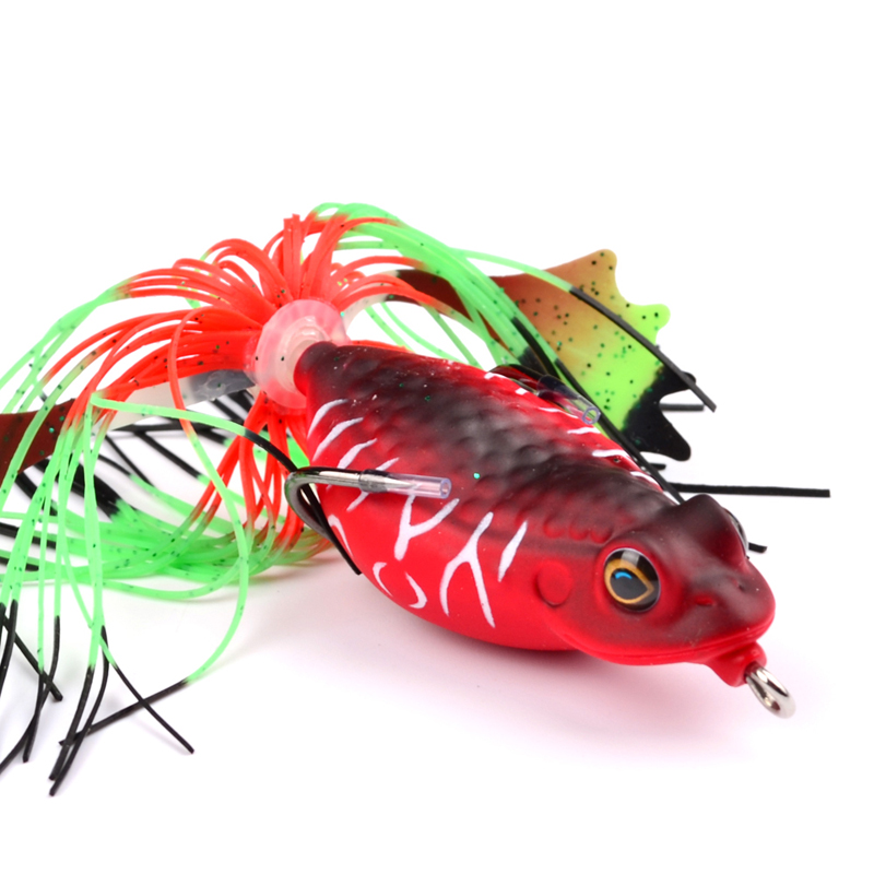 popular fishing frog lures hard-buy cheap fishing frog lures hard, Fishing Bait