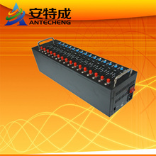 16 pool GSM/GPRS Modem Q2406 with imei change ussd stk function(China (Mainland))