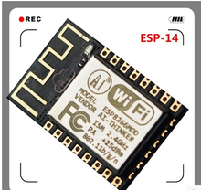 2016 New version 1PCS ESP8266 serial WIFI model ESP-14 Authenticity Guaranteed,Internet of things