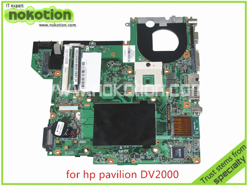 laptop motherboard for hp pavilion DV2000 440778-001 417036-001 48.4F501.051 GM945 DDR2(China (Mainland))
