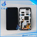 For Motorola Moto X 1 X2 XT1097 XT1092 XT1095 LCD Display Screen withTouch Digitizer Frame Aluminum