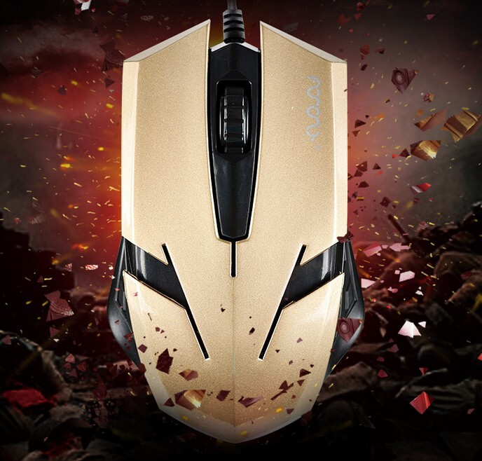 Cable office desktop mouse optical mouse game notebook computer mouse(China (Mainland))