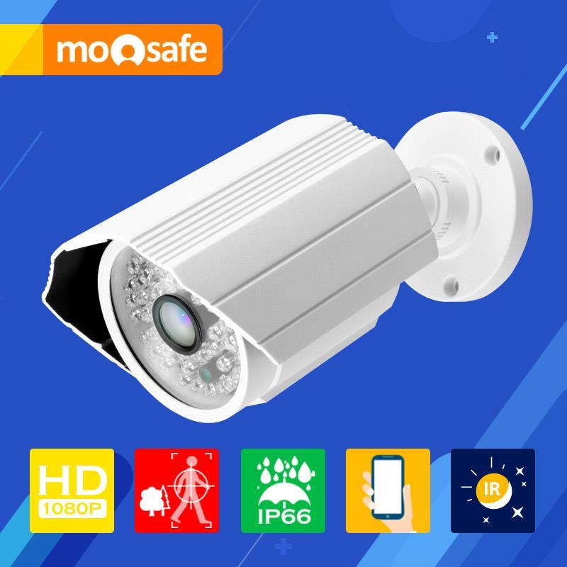 "Mosafe 1/2.5"" CMOS Sensor 2mp ip camera 1920*1080P indoor outdoor waterproof IR night vision Onvif Surveillance Cameras(China (Mainland))"