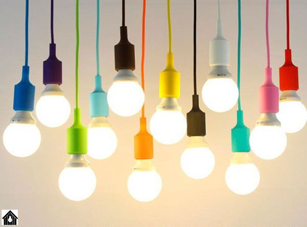e27 colorful silicone lamp holder 110 220v pendant light 9. Black Bedroom Furniture Sets. Home Design Ideas