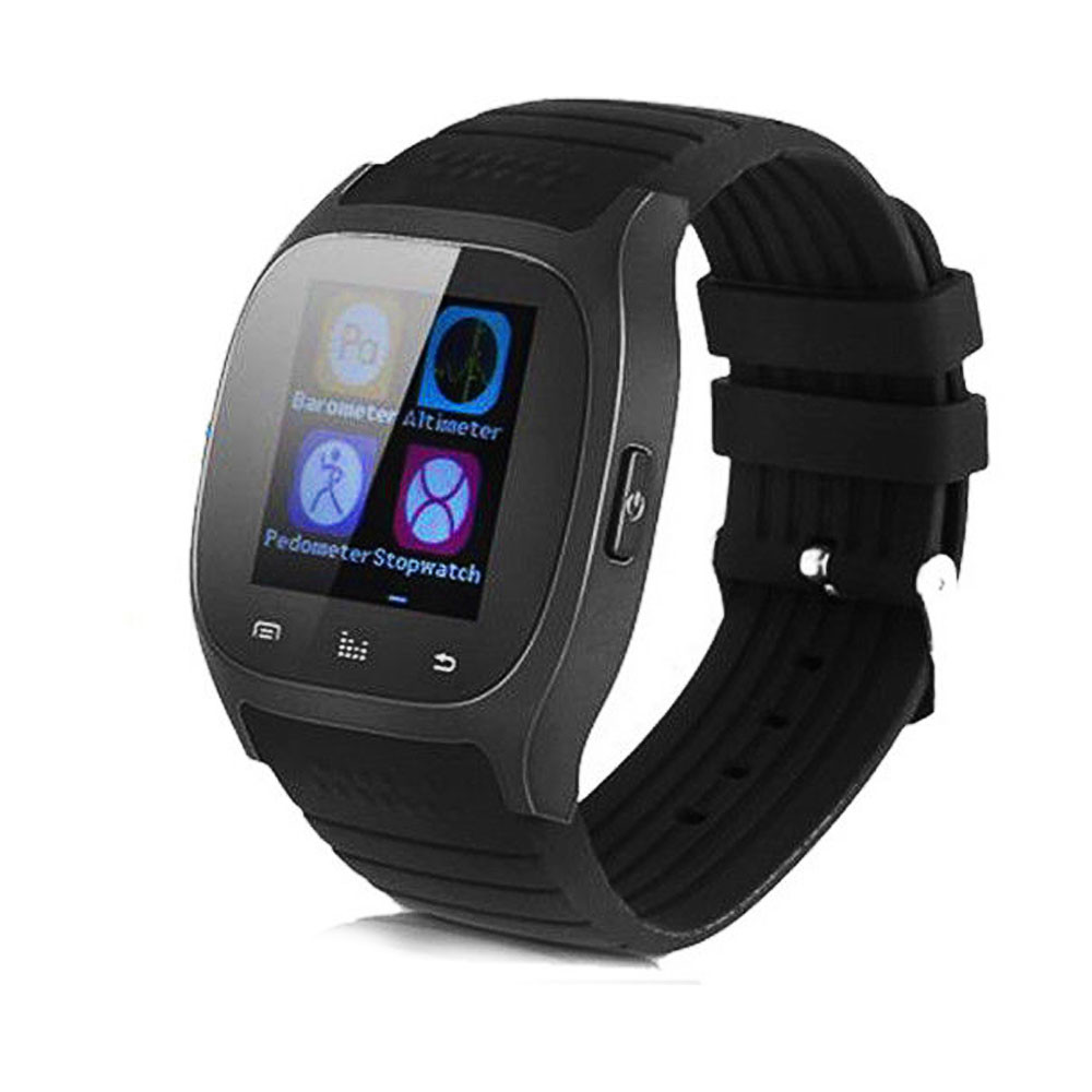 Symrun NEW M26 Smart Watch wristwatch m26 smartwatch with Dial SMS Remind Pedometer for Android phone(China (Mainland))
