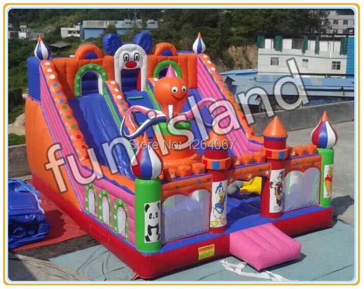 Chaep commerciaux d 39 occasion jeux gonflables vendre gonflable videur - Chateau gonflable a vendre ...