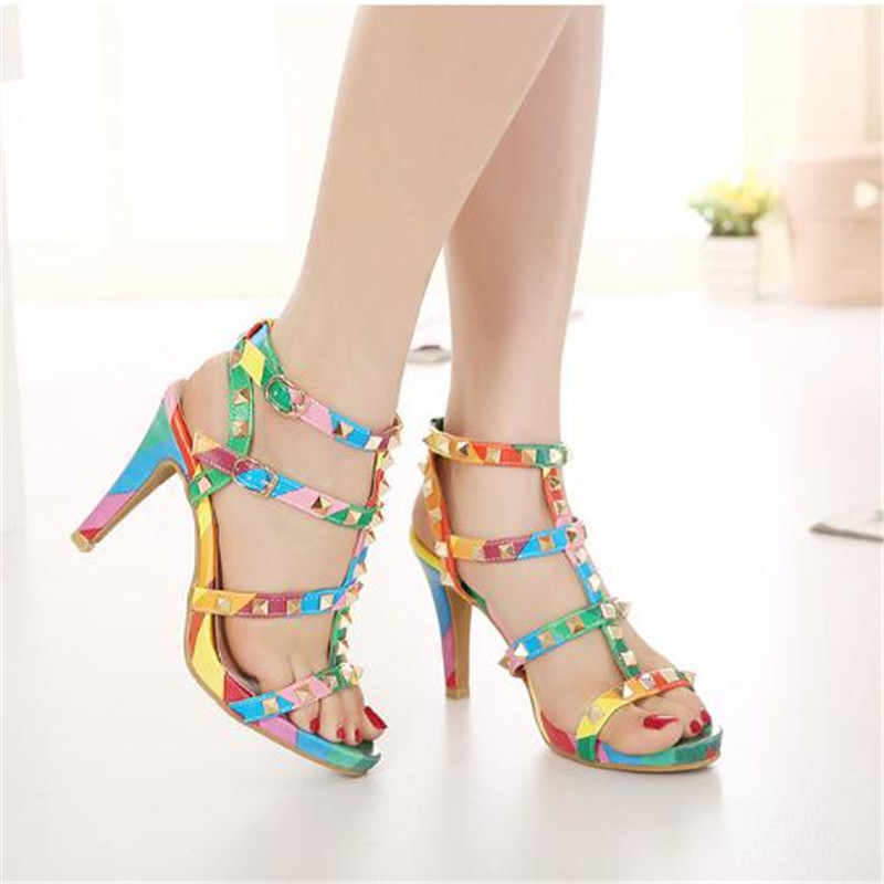 Model  Sandals ShoesPopular Women New Wedges Lady Sandals Shoes2015 Ss