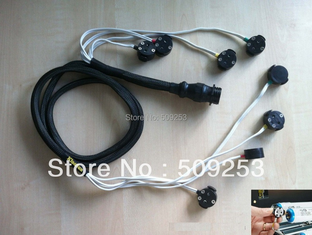 Aliexpress buy locking harness cable tube lamp