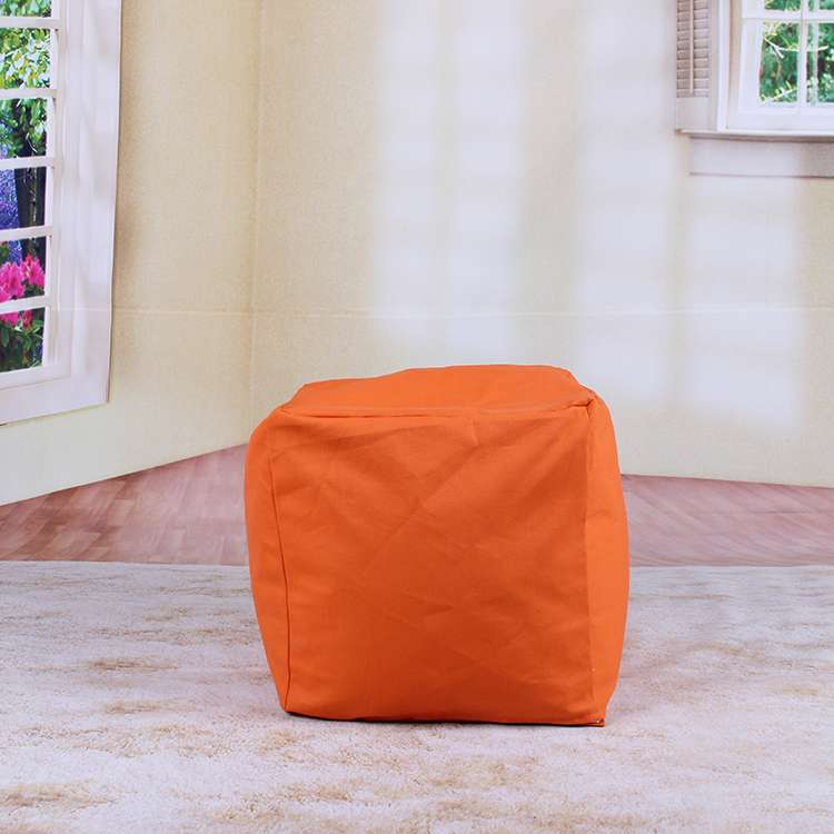 Free shipping clearance adult new cube sit bean bag sofa
