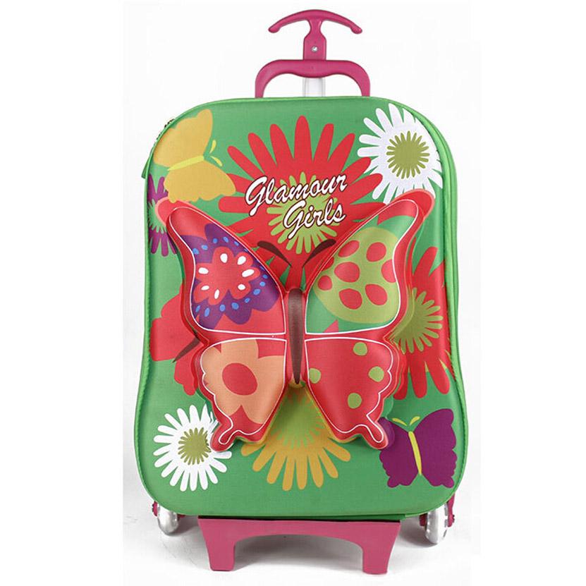 backpack mochila escolar mochilas school kids bag randoseru Mochilete Trolley School Bags(China (Mainland))