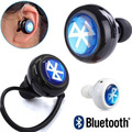 Mini Smallest Earphone Bluetooth Wireless Earpiece Auriculares with Ear Hook Handfree Phone Call Listen Music for