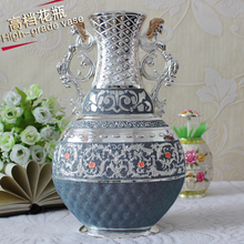 European style of the ancient vase ornaments Home Furnishing fashion vase Gift Birthday wedding clearance Russian bar(China (Mainland))