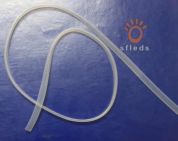 20 meter Silicone tube for led strip 10mm width