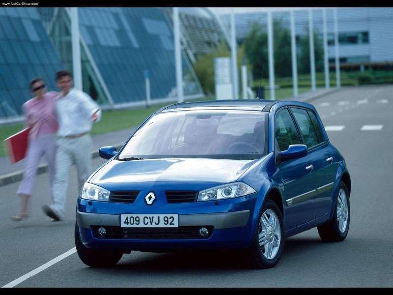 WD-06 case for Renault Megane II 2002-up f