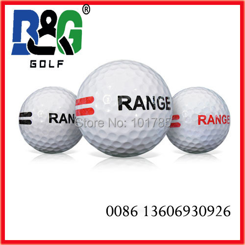 B&G wholesale two layer range golf ball promotional golf ball(China (Mainland))