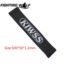 Buy 5M Tension Ankle Elastic Band Exercise Loop Crossfit Strength Weight Training Fitness Loop Workout Leg Family Workout Accessory for $2.48 in AliExpress store