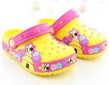 Haute qualité New LED flash bee dinosaur chapiteau enfants sandales plage chaussures pour femmes souffle gelée chaussures sandalias mujer(China (Mainland))