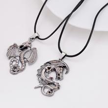 Ожерелья  от Ada Jewelry Online Store для Мужская, материал Кожа артикул 32250486015
