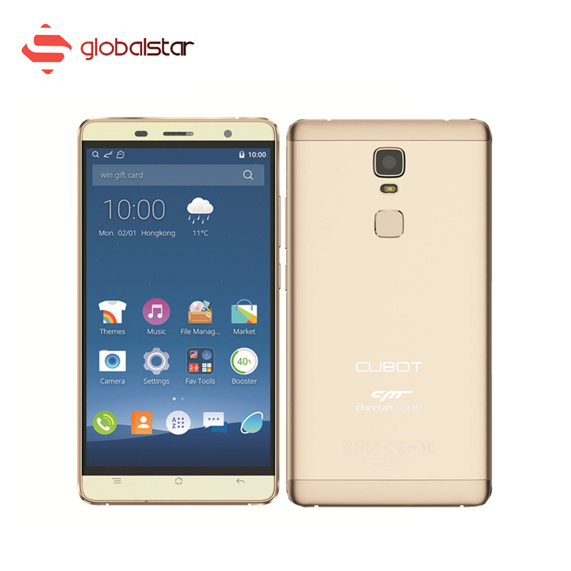 """CUBOT Cheetahmobile Android 6.0 Smartphone MT6753A Octa Core 5.5 """" FHD 4G Mobile Phone 3GB RAM 32GB ROM Unlocked Cellphone(China (Mainland))"""