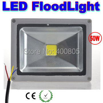 Dropshipping 50W led Flood light Lighting Cold White/Warm White Floodlight 85~265V warranty 2 years CE RoHS -- ship via express<br><br>Aliexpress