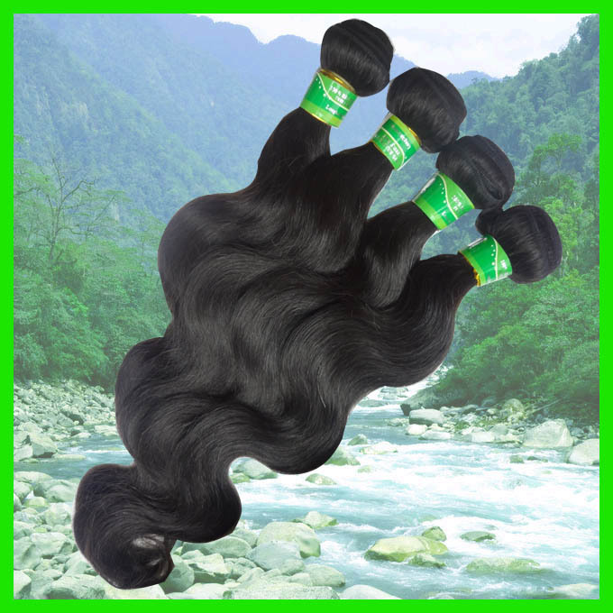 Brazilian Body Wave, Virgin Remy hair, Queen hair products, 12~28inch, 100g/bundle, 4bundles/lot, DHL Free Shipping<br><br>Aliexpress