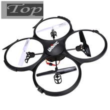 Udi U818A 2.4GHz 4 Channels 6 Axis Gyro RTF WiFi FPV Headless Mode RC Quadcopter Drone with HD Camera