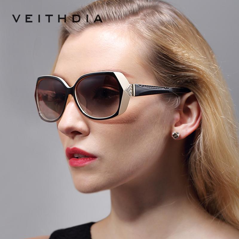 Retro TR90 Vintage Large Sun glasses Polarized Carved Diamond Ladies Women Designer Sunglasses Outdoor Eyewear Accessories 7011(China (Mainland))