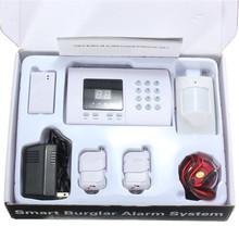 K05 PSTN 99 Zones Wireless PIR Home Security Smart Intruder Burglar Alarm System Auto Dialer Automatic Dialing Device(China (Mainland))