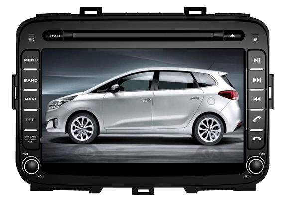 """8"""" Android KIA CARENS Car DVD Player with touch screen, GPS, bluetooth, 3G,Wifi(China (Mainland))"""