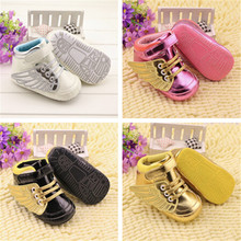 2015 Fashion Wing Casual Baby Shoes Baby Boys Girls First Walker Infants Kids Sport Shoes Sneakers